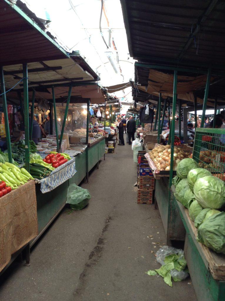 Bit bazar - trh Skopje - cestopis
