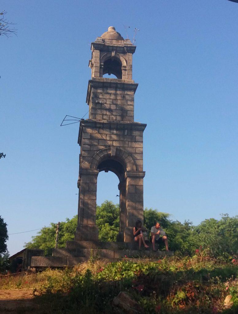 Dutch Clock Tower, Negombo, cestopis Srí Lanka