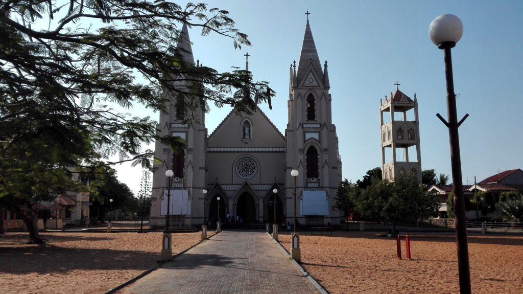 St. Annes Church, Negombo, Srí Lanka