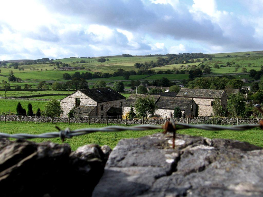 Chata -Yorkshire Dales - cestopis Severovýchodní Anglie