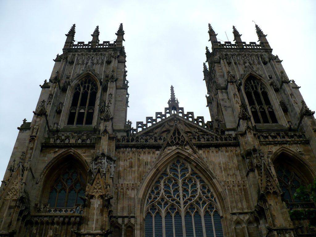 York Minster - York - cestopis Severovýchodní Anglie