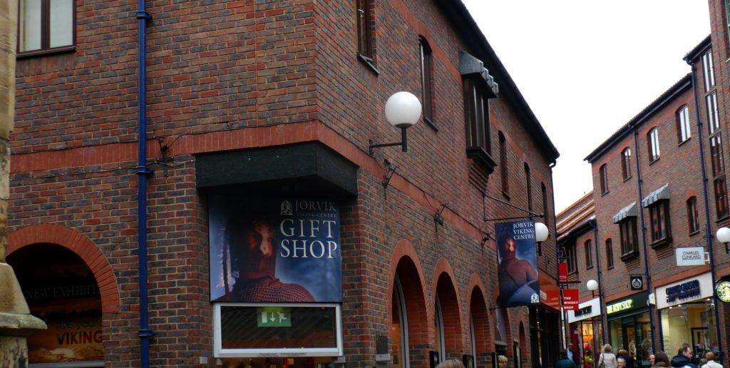 Jorvik Viking Centre York - cestopis Severovýchodní Anglie