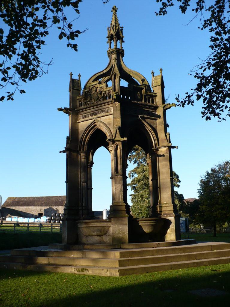 Bolton Abbey - cestopis Severovýchodní Anglie