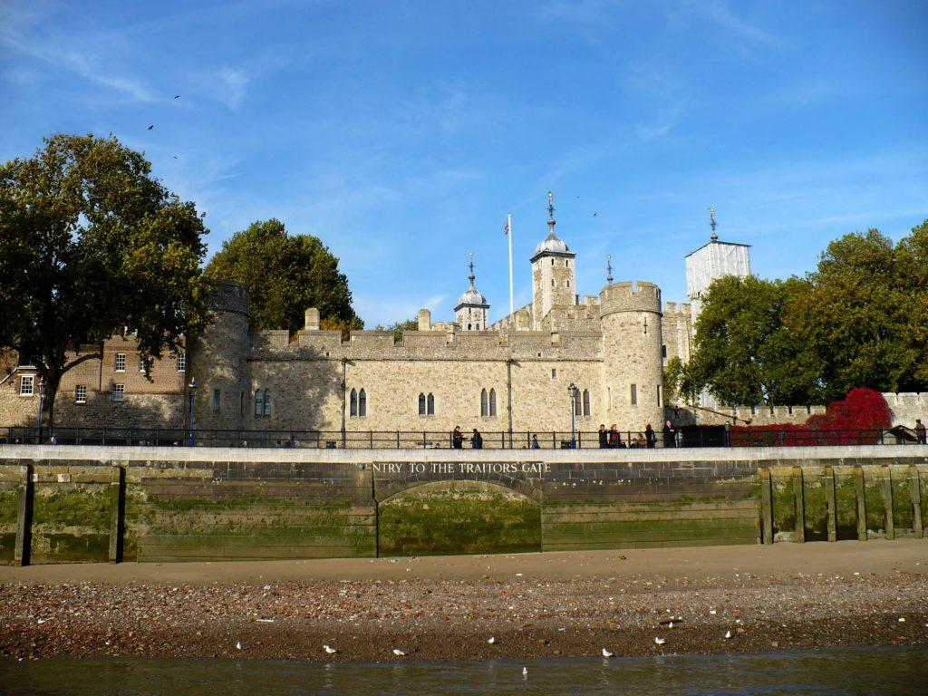Tower, Londýn - Cestopis Severovýchodní Anglie