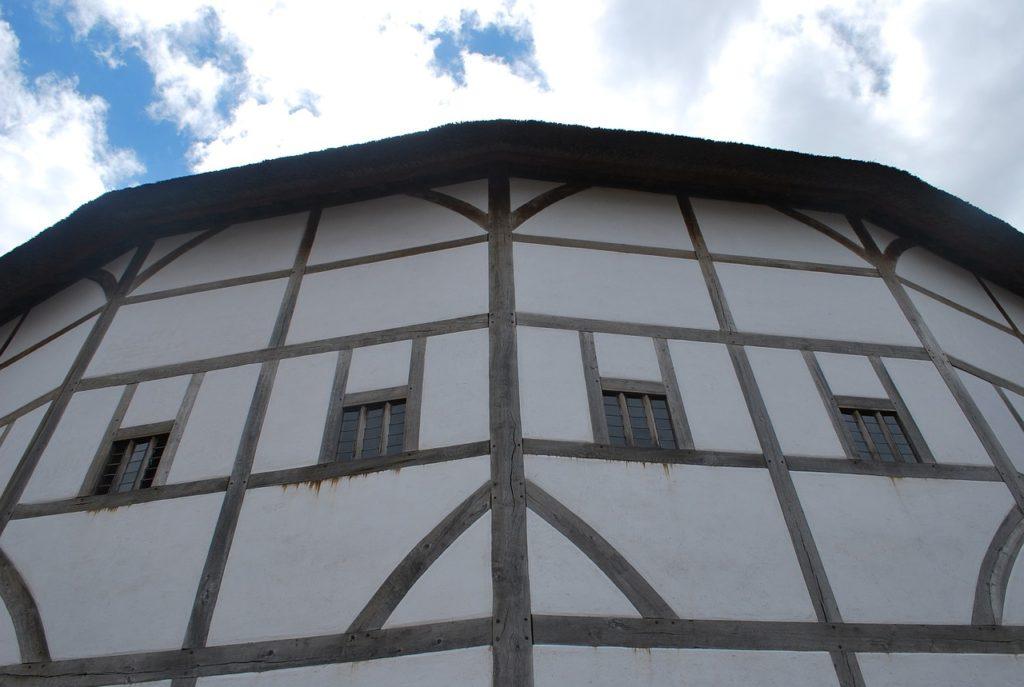 Shakespeare globe, Londýn - Cestopis Severovýchodní Anglie