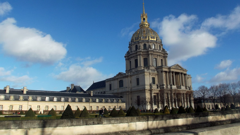 Paříž - cestopis, Invalidovna