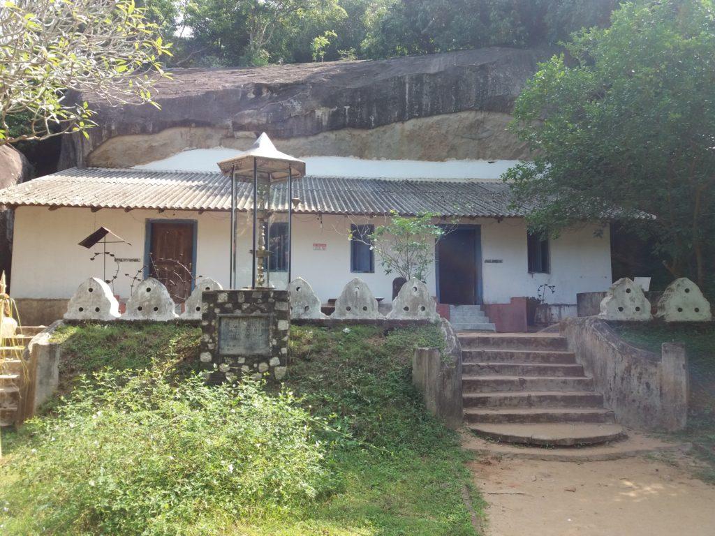 Pidurangala Temple, cestopis Srí Lanka