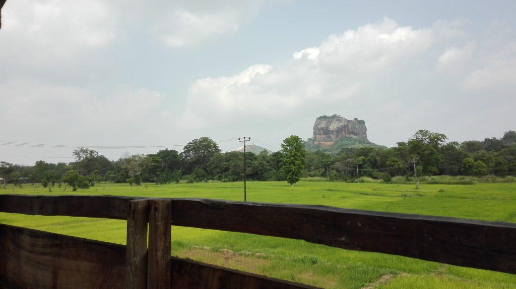 Sigiriya, cestopis Srí Lanka
