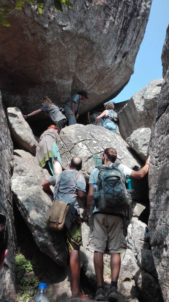 Výstup na Pidurangalu, cestopis Srí Lanka