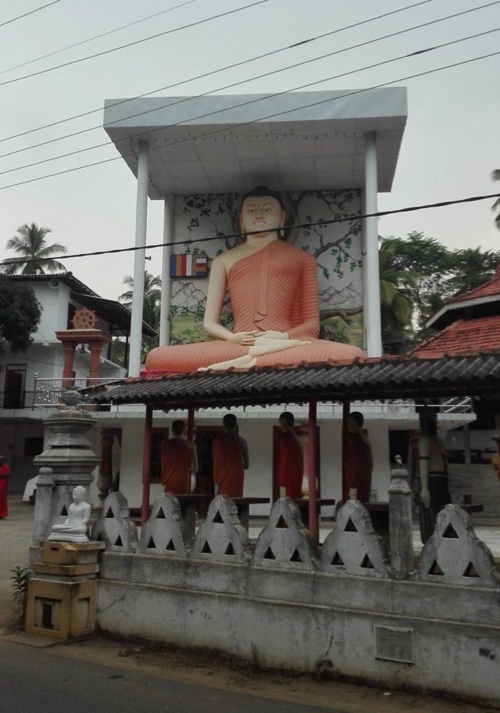 Chrám po cestě, cestopis Srí Lanka