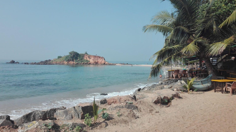 Mirissa, cestopis Srí Lanka