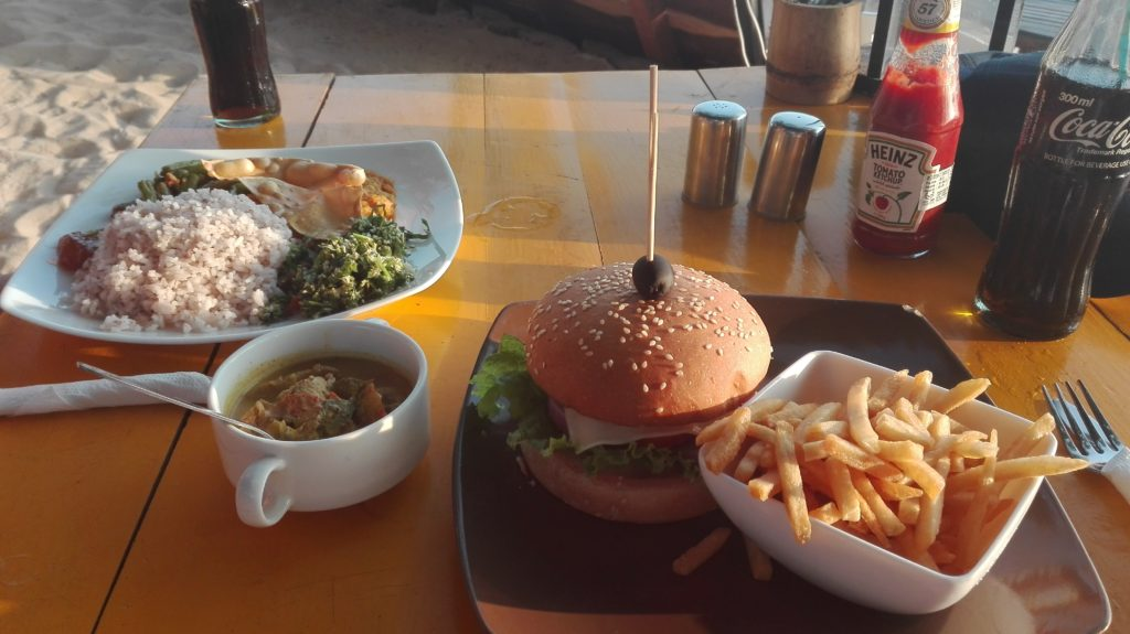 Večeře v Mirrise, cestopis Srí Lanka