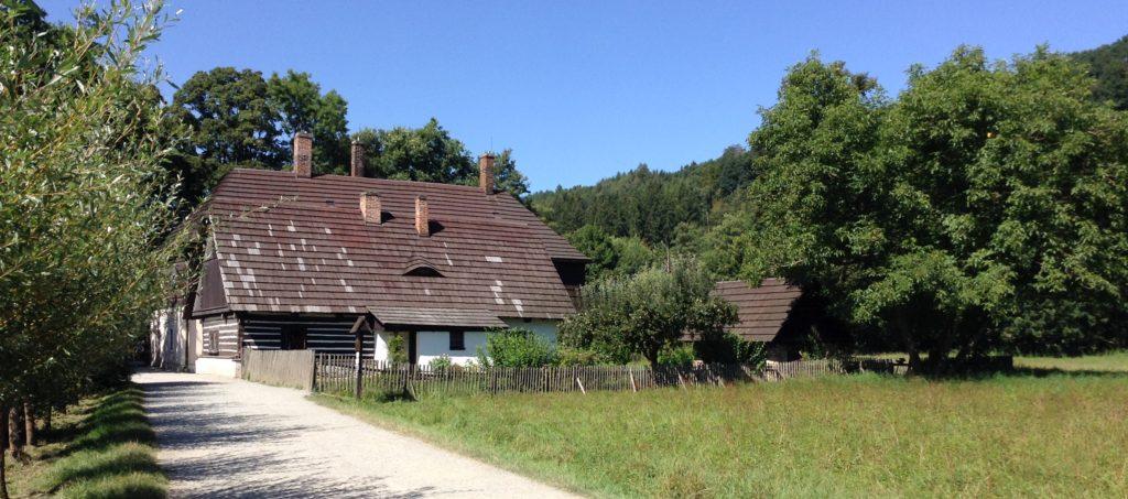 Staré Bělidlo, Ratibořice v Babiččině údolí