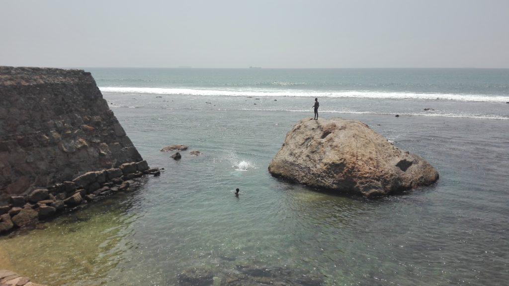 Galle, cestopis Srí Lanka
