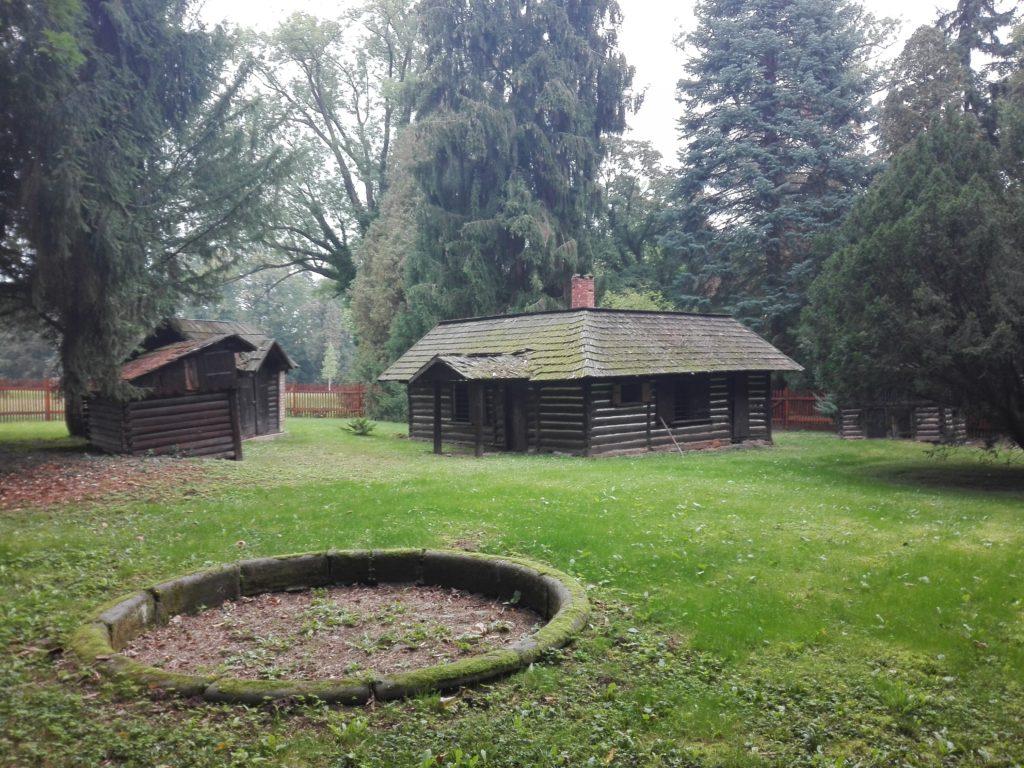 Zámecký park Slatiňany, výlet do Slatiňan