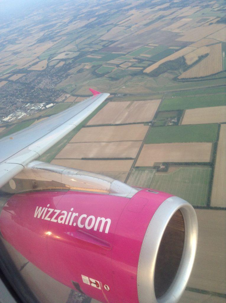 Recenze ekonomické třídy Wizz Air