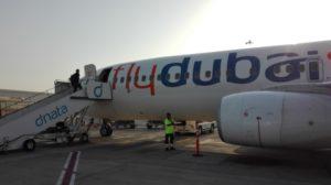 letadlo Boeing 737, recenze Flydubai