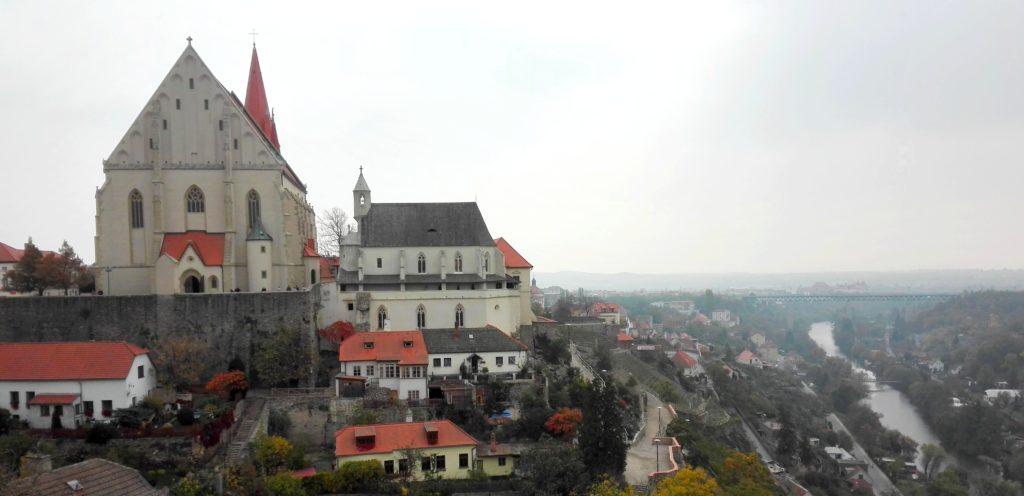 kostel sv. Mikuláše, výlety po ČR, Znojmo