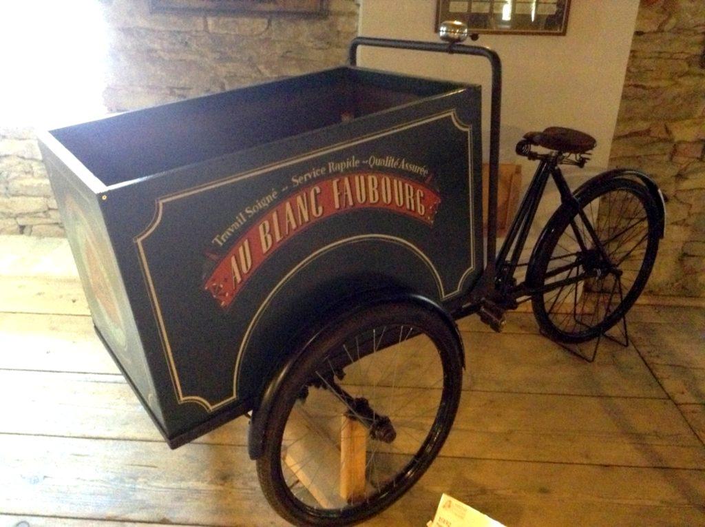 Muzeum cyklistiky v areálu zámku, výlet do Nových Hradů